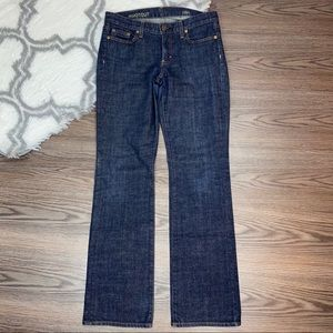 J. Crew Bootcut Jeans Size 28 Regular